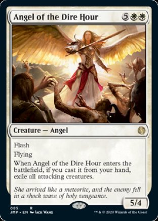 Angel of the Dire Hour | Jumpstart