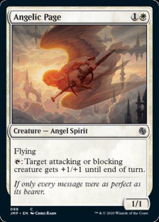 Angelic Page | Jumpstart