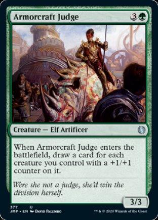 Armorcraft Judge | Jumpstart