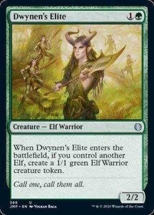 Dwynen's Elite | Jumpstart