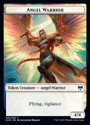 Angel Warrior token | Kaldheim
