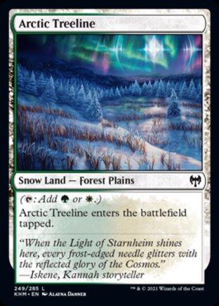 Arctic Treeline | Kaldheim