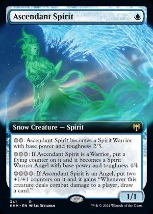 Ascendant Spirit | Kaldheim