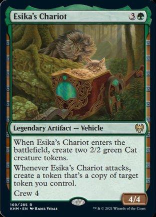 Esika's Chariot | Kaldheim