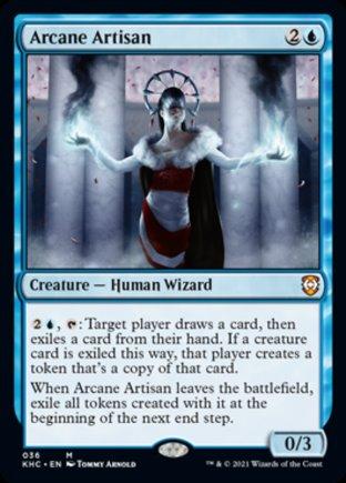 Arcane Artisan | Kaldheim Commander