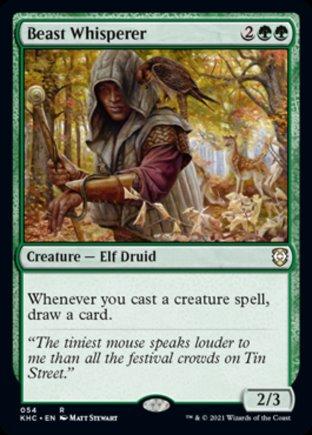 Beast Whisperer | Kaldheim Commander