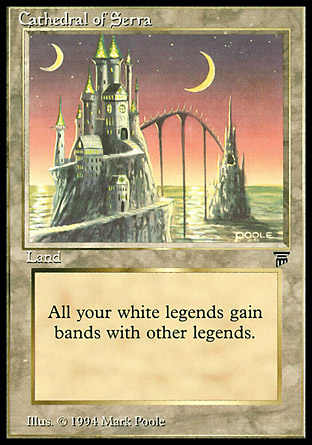 Cathedral of Serra | Legends