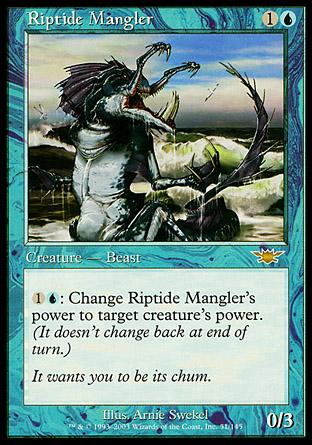 Riptide Mangler | Legions