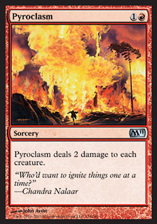 Pyroclasm | M11