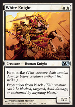 White Knight | M11