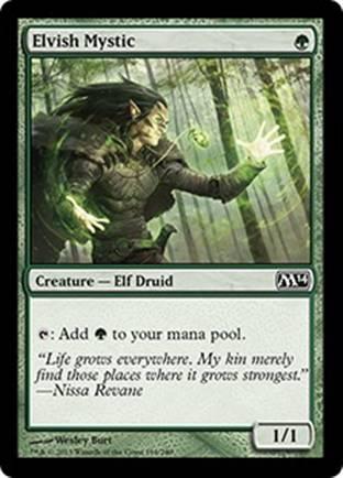 Elvish Mystic | M14