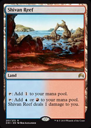 Shivan Reef | Magic Origins