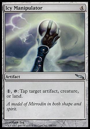 Icy Manipulator | Mirrodin