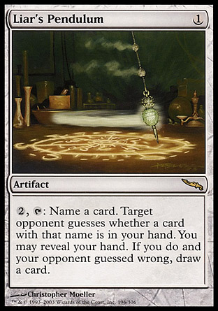 Liar's Pendulum | Mirrodin