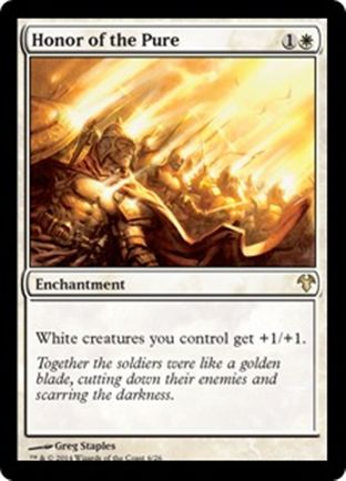 Honor of the Pure   Modern Event Deck