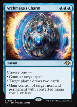 Archmage's Charm | Modern Horizons