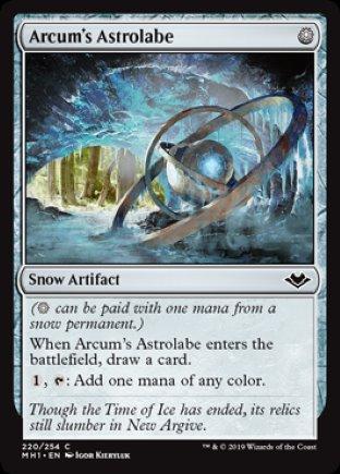 Arcum's Astrolabe | Modern Horizons