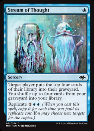 Stream of Thought | Modern Horizons
