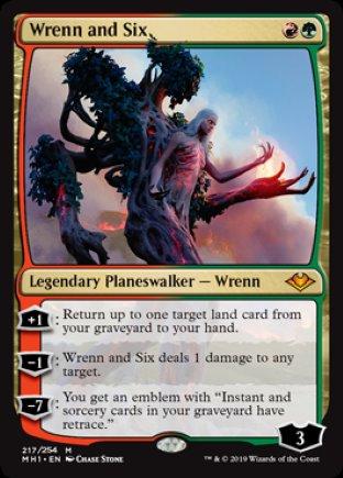 Wrenn and Six | Modern Horizons