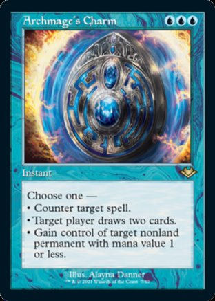 Archmage's Charm | Modern Horizons 1 Timeshifts