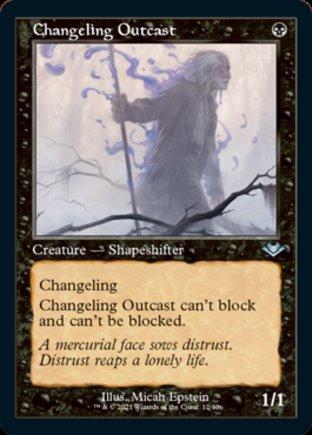Changeling Outcast | Modern Horizons 1 Timeshifts