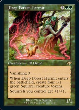 Deep Forest Hermit | Modern Horizons 1 Timeshifts