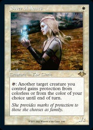 Giver of Runes | Modern Horizons 1 Timeshifts