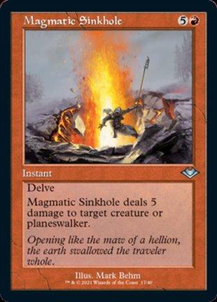 Magmatic Sinkhole | Modern Horizons 1 Timeshifts