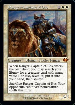 Ranger-Captain of Eos | Modern Horizons 1 Timeshifts