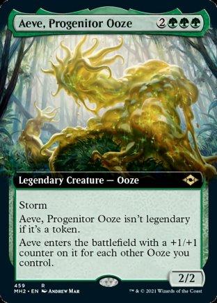 Aeve, Progenitor Ooze   Modern Horizons 2