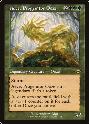 Aeve, Progenitor Ooze | Modern Horizons 2