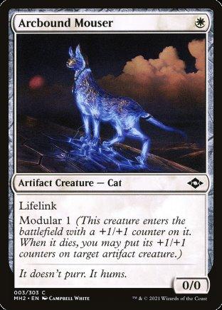 Arcbound Mouser   Modern Horizons 2
