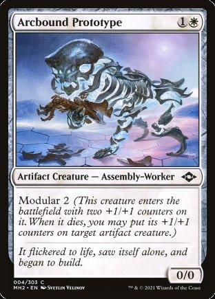 Arcbound Prototype | Modern Horizons 2