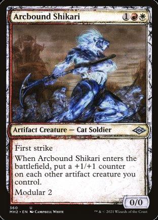 Arcbound Shikari | Modern Horizons 2
