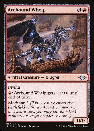 Arcbound Whelp | Modern Horizons 2