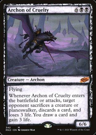 Archon of Cruelty   Modern Horizons 2