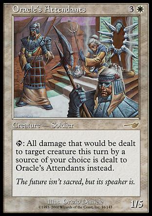 Oracle's Attendants   Nemesis