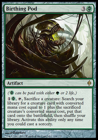 Birthing Pod   New Phyrexia