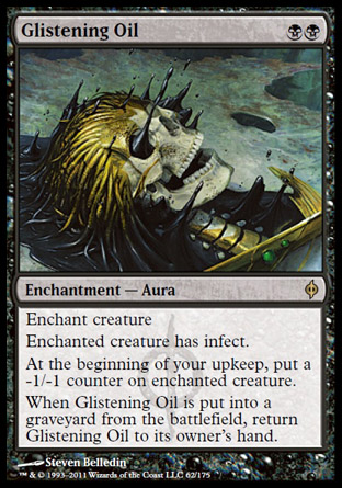 Glistening Oil | New Phyrexia