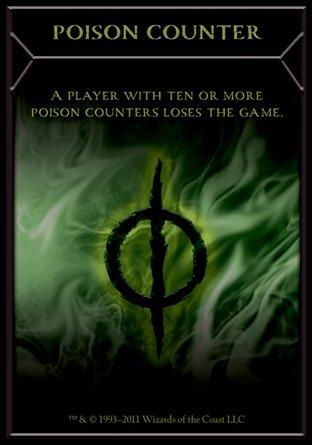 Poison counter | New Phyrexia