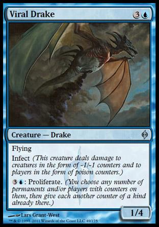 Viral Drake   New Phyrexia