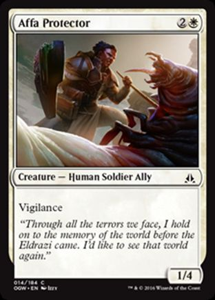 Affa Protector   Oath of the Gatewatch