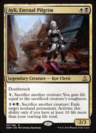 Ayli, Eternal Pilgrim | Oath of the Gatewatch