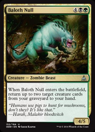Baloth Null | Oath of the Gatewatch
