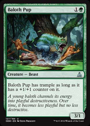 Baloth Pup | Oath of the Gatewatch