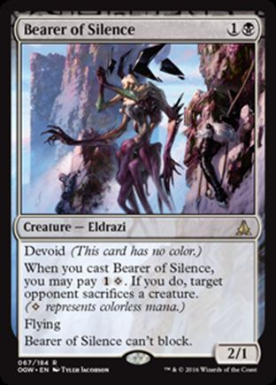 Bearer of Silence | Oath of the Gatewatch