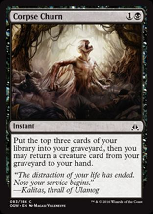 Corpse Churn | Oath of the Gatewatch