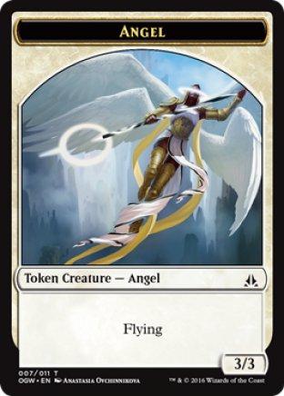 Angel token   Oath of the Gatewatch