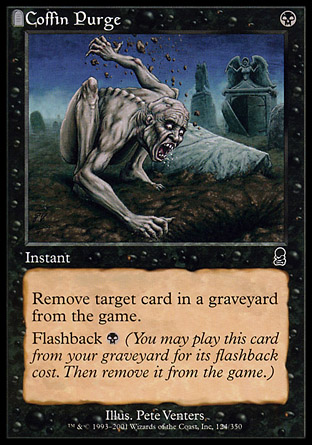 Coffin Purge   Odyssey