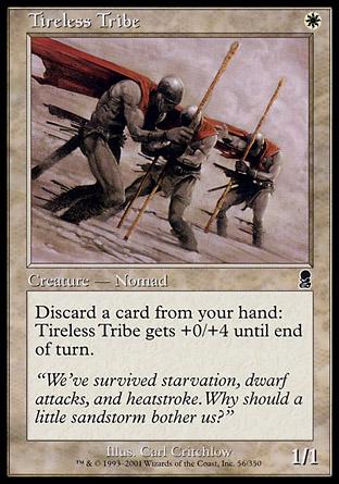 Tireless Tribe | Odyssey
